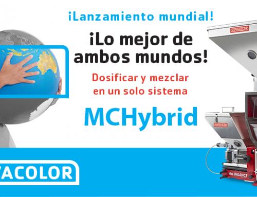 Lanzamiento mundial: MCHybrid